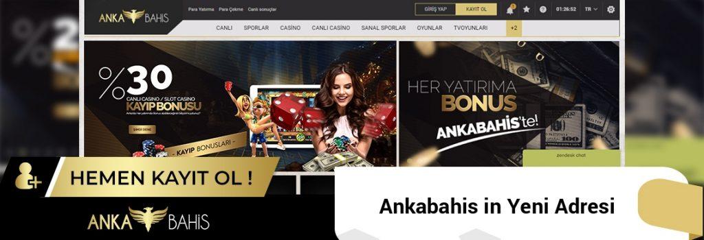 Ankabahis in Yeni Adresi
