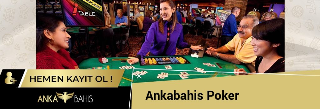 Ankabahis Poker