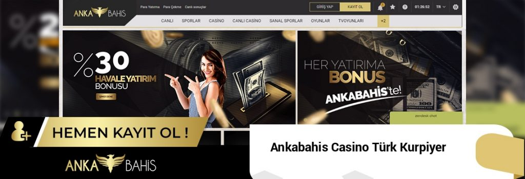 Ankabahis Casino Türk Kurpiyer